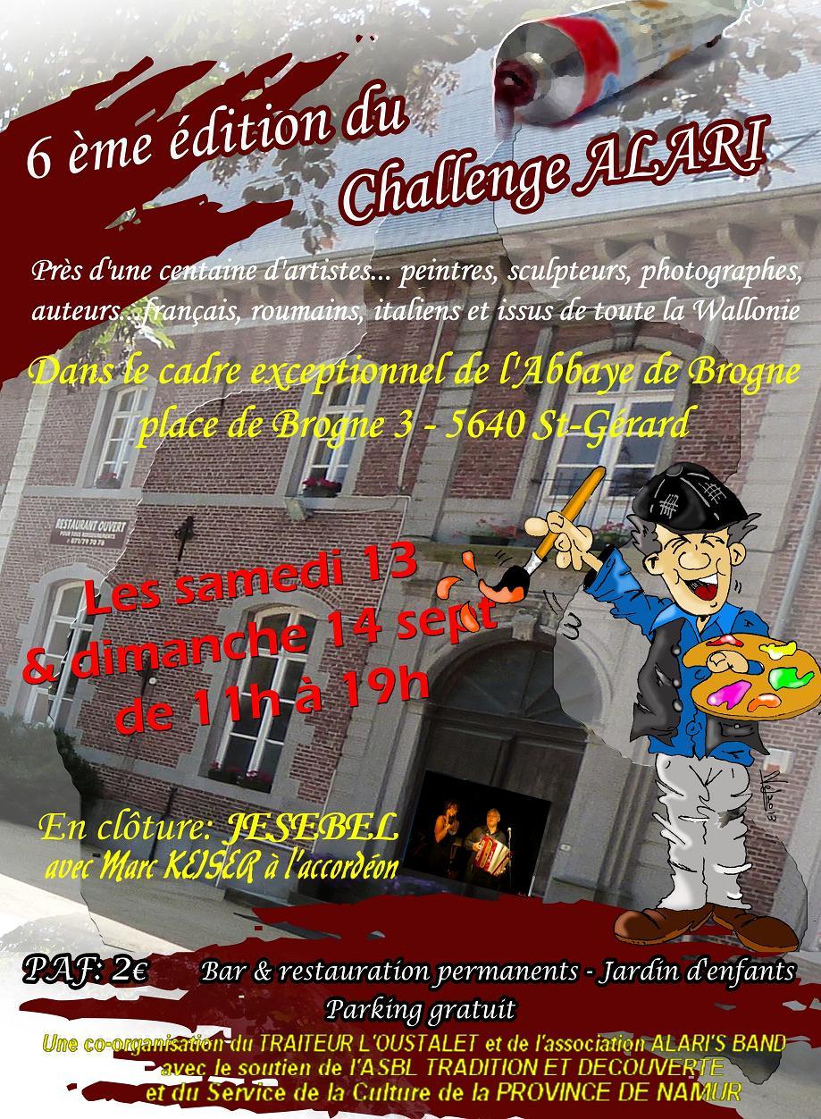 Challenge alari 2