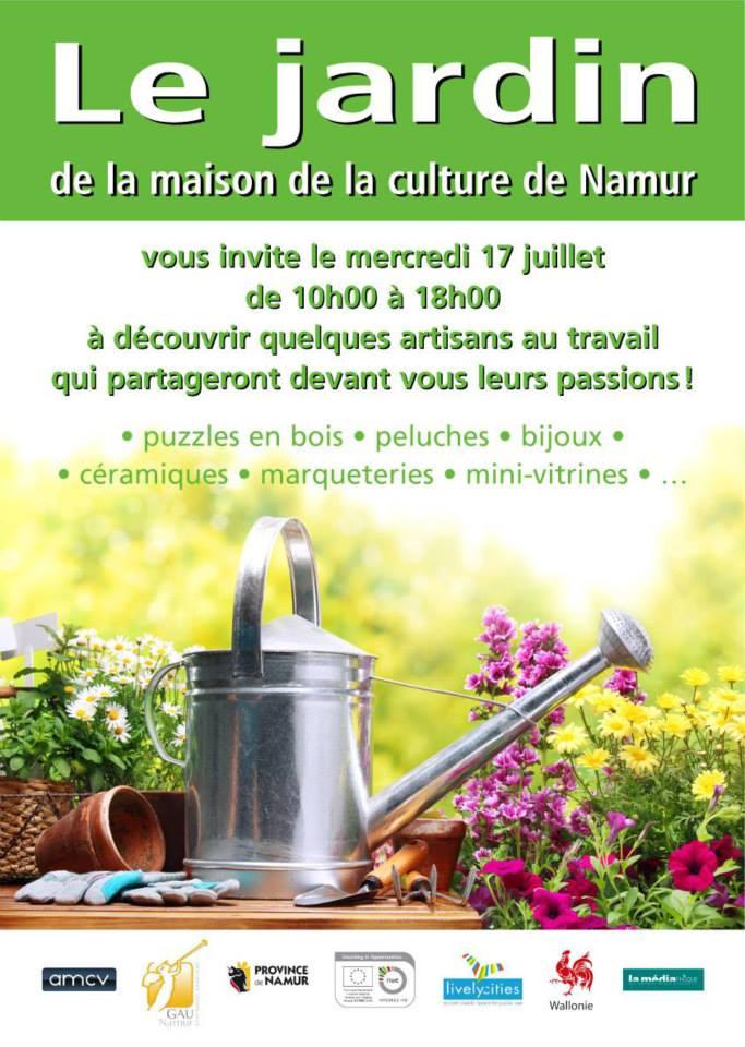 Jardin de Namur expo