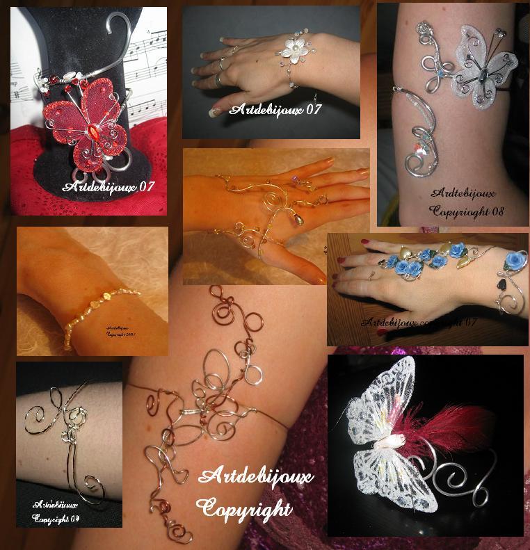 bracelets montage