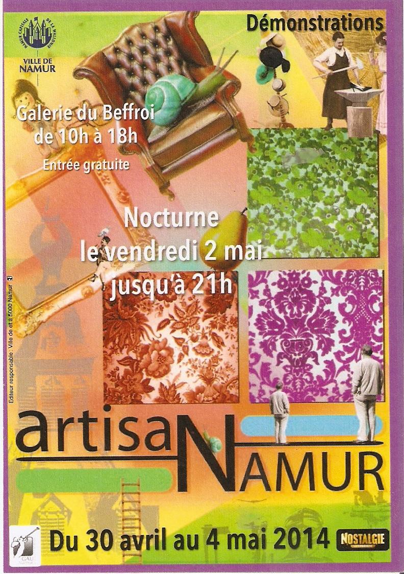 expo artisanamur2014